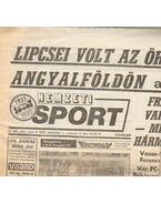 Nemzeti Sport 1992. November (teljes) - Borbély Pál