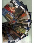Tiffany 161-170. füzet - Baxter, Mary Lynn, Michaels, Leigh, Greene, Jennifer, Gordon, Lucy, Burford, Pamela, Leigh, Jo, Kistler, Julie, Bond, Stephanie, Lori Foster