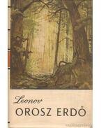 Orosz erdő - Leonov, Leonyid