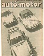 Autó-motor 1976. hiányos (2-24. szám) - Kókai Imre (szerk.)