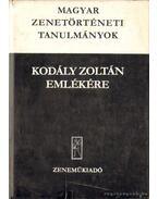 Magyar zenetörténeti tanulmányok - Bónis Ferenc