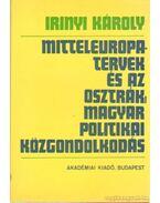 Mitteleuropa-tervek és az osztrák-magyar politikai közgondolkodás - Irinyi Károly