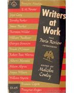 Writers at work - Cowley, Malcolm