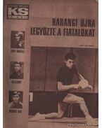 Képes sport 1969. 16. évfolyam (hiányos) - Kutas István