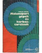 Malomipari gépek és karbantartásuk - József Farkas