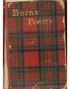 The poetical works of Robert Burns (mini) - Burns Róbert