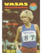 Vasas tavaszi műsorfüzet 1984/I. - Ferenczy István