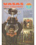 Vasas nyári műsorfüzet 1984/II. - Ferenczy István