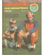 Vasas őszi műsorfüzet 1984/III. - Ferenczy István
