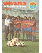 Vasas téli műsorfüzet 1983/III. - Ferenczy István