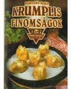 Krumplis könyv - Pákozdi Judit