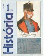 História 1993. (teljes) - Glatz Ferenc