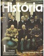 História 1994. (teljes) - Glatz Ferenc