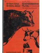A világ szarvasmarhafajtái, értékelésük és nemesítésük - Dr. Horn Artúr, Dr. Dohy János (szerk)