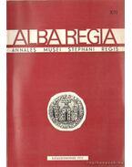 Alba Regia XIII. - Fitz Jenő