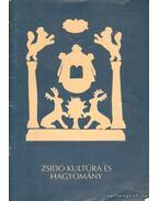 Zsidó kultúra és hagyomány I. kötet - Pataki Mária, Pintér József