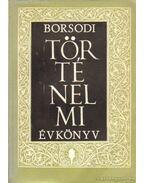 Borsodi Történelmi évkönyv IV. - Deák Gábor, Román János