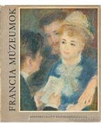 Francia múzeumok - Vergnet-Ruiz, Jean, Laclotte, Michel