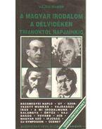 A magyar irodalom a Délvidéken Trianontól napjainkig - Vajda Gábor