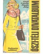 Őszi-téli divatalbum 1972-73. - Hegedűs Ibolya