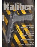 Kaliber 2008. június - Vass Gábor
