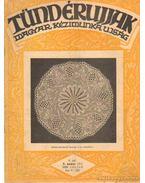Tündérujjak 1929. július 7. szám - Szegedy Ila