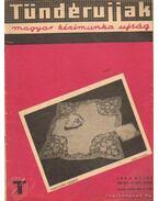 Tündérujjak 1936. május 133. szám - W. Bartha Emma (szerk.)