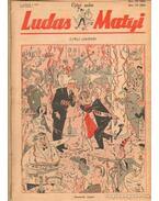 Ludas Matyi 1954. X. évfolyam (teljes) - Gádor Béla