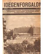 Idegenforgalom 1970-1971. évfolyamok (teljes) - Pap Miklós
