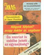 Mi Világunk 1990/1 - Kulcsár Ödön