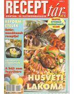 Recepttár 1999/1 - Wanatka Gabriella