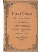 Francia Nyelvtan - Mártonffy Frigyes