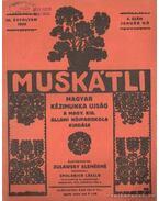 Muskátli 1934. január 4. szám (hiányos) - Zulawsky Elemérné