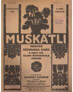 Muskátli 1933. június 9. szám (hiányos) - Zulawsky Elemérné