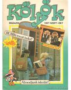 Kölyök magazin 1987. szeptember-október - Berkes Péter