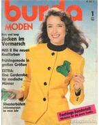 Burda Moden 1989/1 - Susanne Reinl (szerk.), Ingrid Küderle (szerk.)