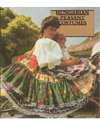 Hungarian peasant costumes - Gáborján Alice