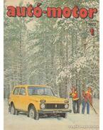 Autó-motor 1977. január-december (hiányos) - Kókai Imre (szerk.)
