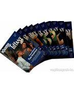 Tiffany 81-90. füzet - Wilkins, Gina, Boswell, Barbara, Merritt, Jackie, Wilson, Mary Anne, Hoffmann, Kate, Title, Elise, Logan, Leandra, Schuler, Candace, Linz, Cathie