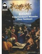 Budapest - Szépművészeti Múzeum Olasz festészet - Éri István