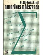 Numerikus módszerek - Kis Ottó, Kovács Margit