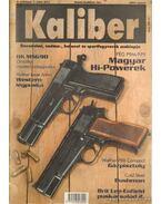 Kaliber 2003. január 6. évf. 1. szám (57.) - Kalmár Zoltán