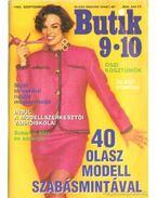 Butik 1993. szeptember-október - Moldován Katalin