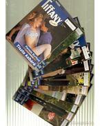 Tiffany 171-180. füzet - Browning, Dixie, Burford, Pamela, Rolofson, Kristine, Denton, Jamie, Mcbride, Jule, Blake, Toni, Forsythe, Patricia, Leto, Julie Elizabeth, Whitefeather, Sheri,  Dawn Atkins