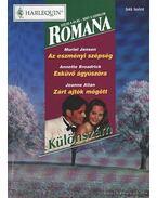 Az eszményi szépség - Esküvő ágyúszóra - Zárt ajtók mögött 1999/6.(Romana különszám) - Jensen, Muriel, Broadrick, Annette, Allan, Jeanne