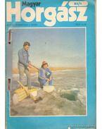 Magyar Horgász 1983. (teljes) - Vigh József