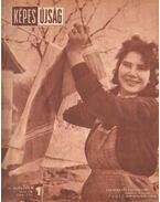 Képes Újság 1963. IV. évf. I-II. kötet (teljes) - Bolgár István (szerk.), Eck Gyula