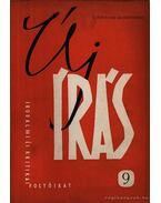 Új Írás 1962 II. évfolyam 9. szám - Illés Lajos