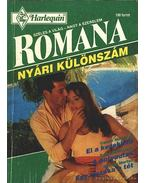 El a kezekkel - A potyautas - Egy éjszaka a tét Romana 1994/4 - Marton, Sandra, Mortimer, Carole, Wentworth, Sally