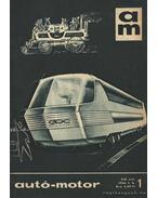 Autó-Motor 1966. (teljes) - B. Pór Ibolya